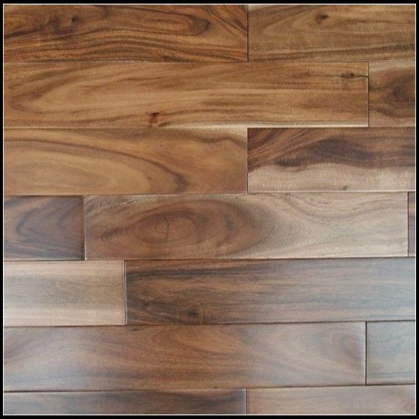 Short Leaf Acacia Hardwood Flooring