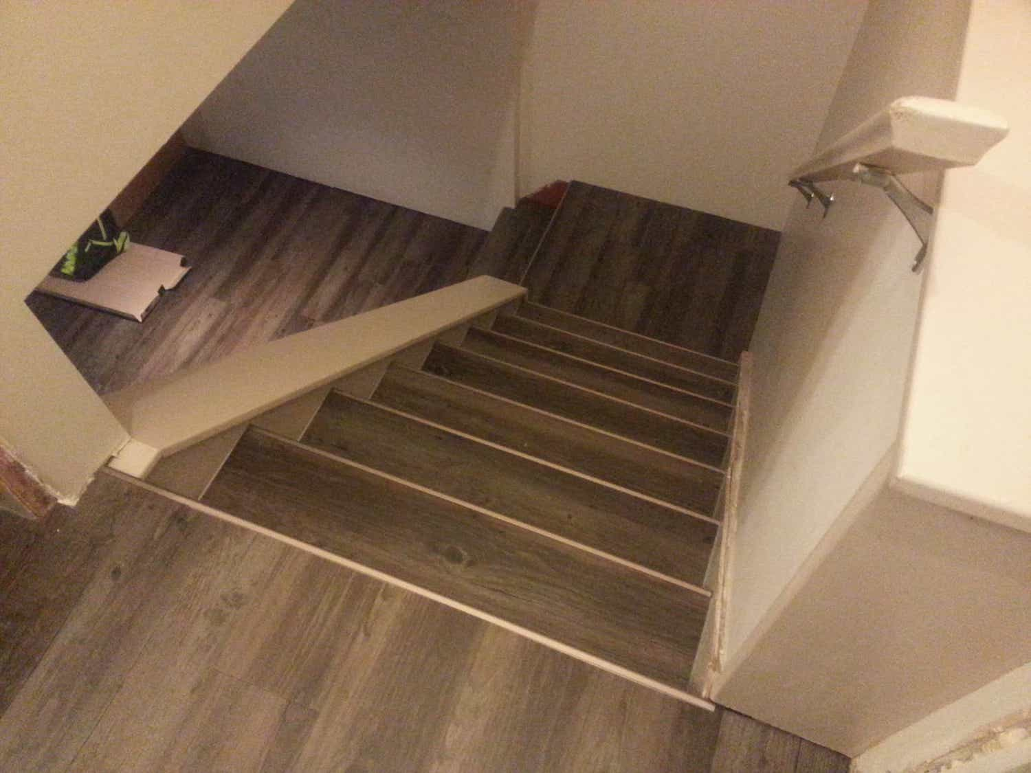 The Best Laminate Flooring on Stairs