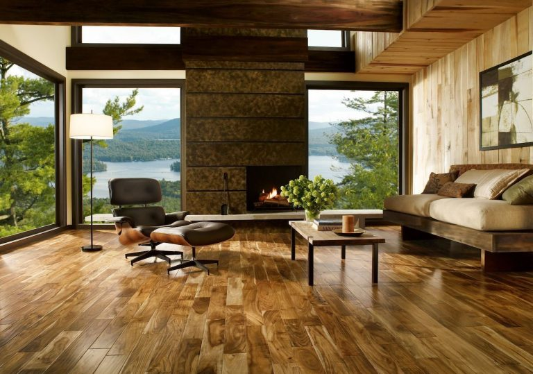 Types of Acacia Hardwood Flooring