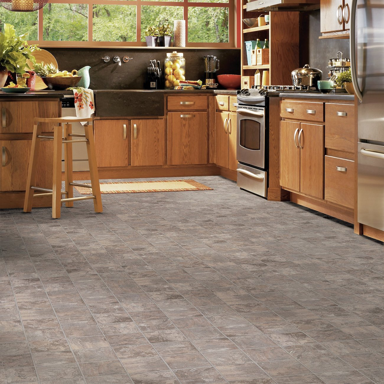 armstrong vinyl flooring for kitchen
