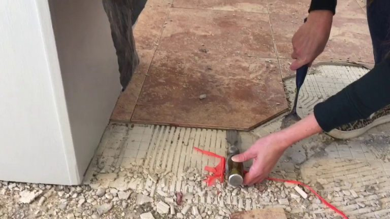 How to Remove Ceramic Tile Properly