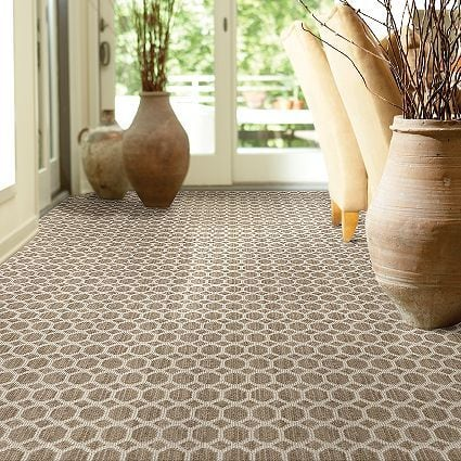 Pattern Carpet Flooring