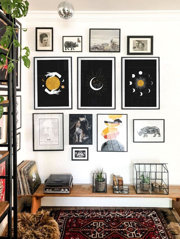 Instant Art for Small Homes